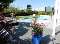 Tour de piscine Colayrac st Cirq