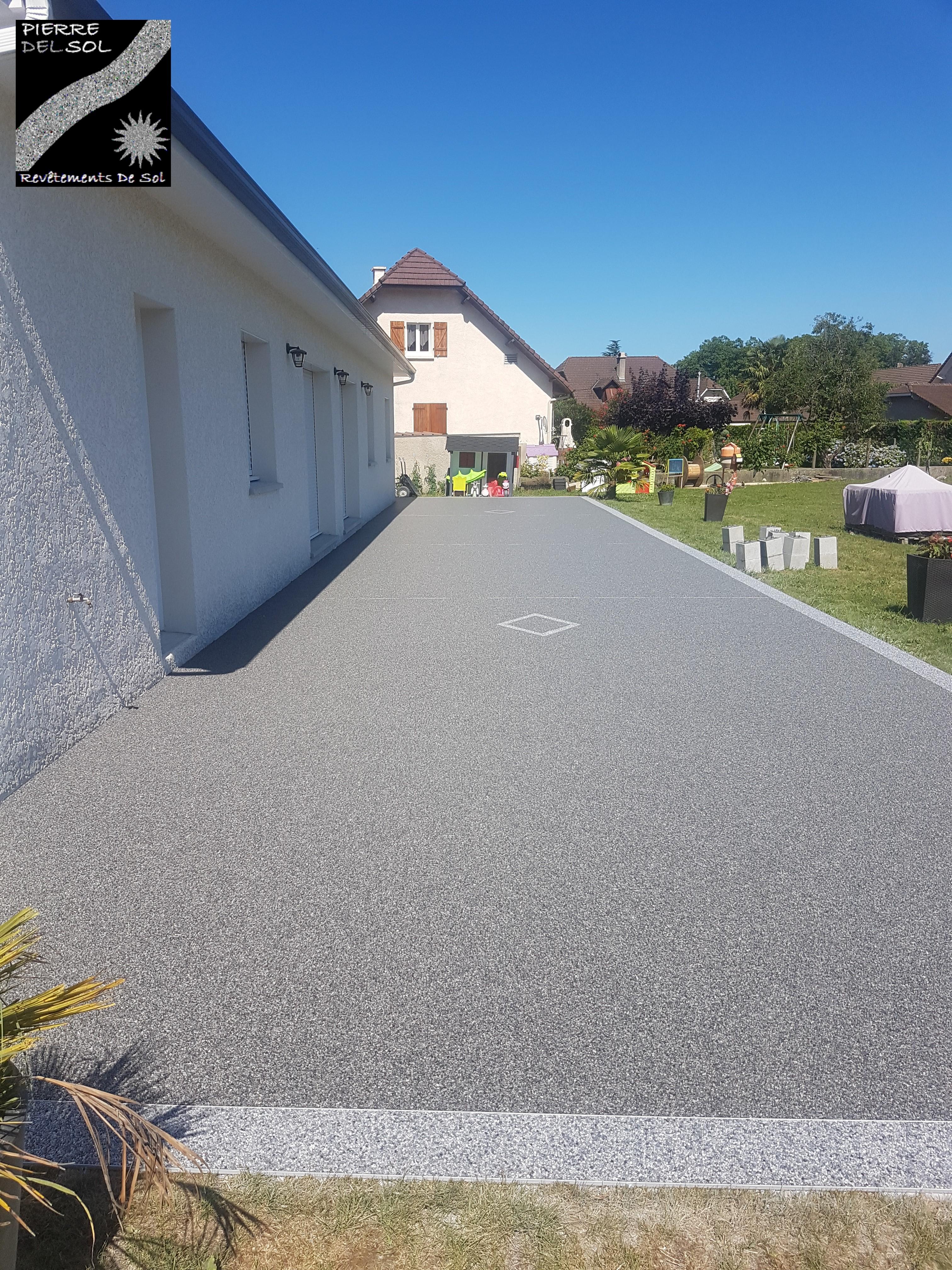 Terrasse à Rontignon