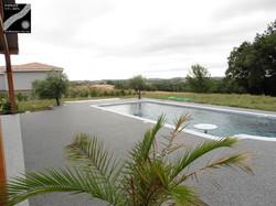 Plage piscine à Mirepoix
