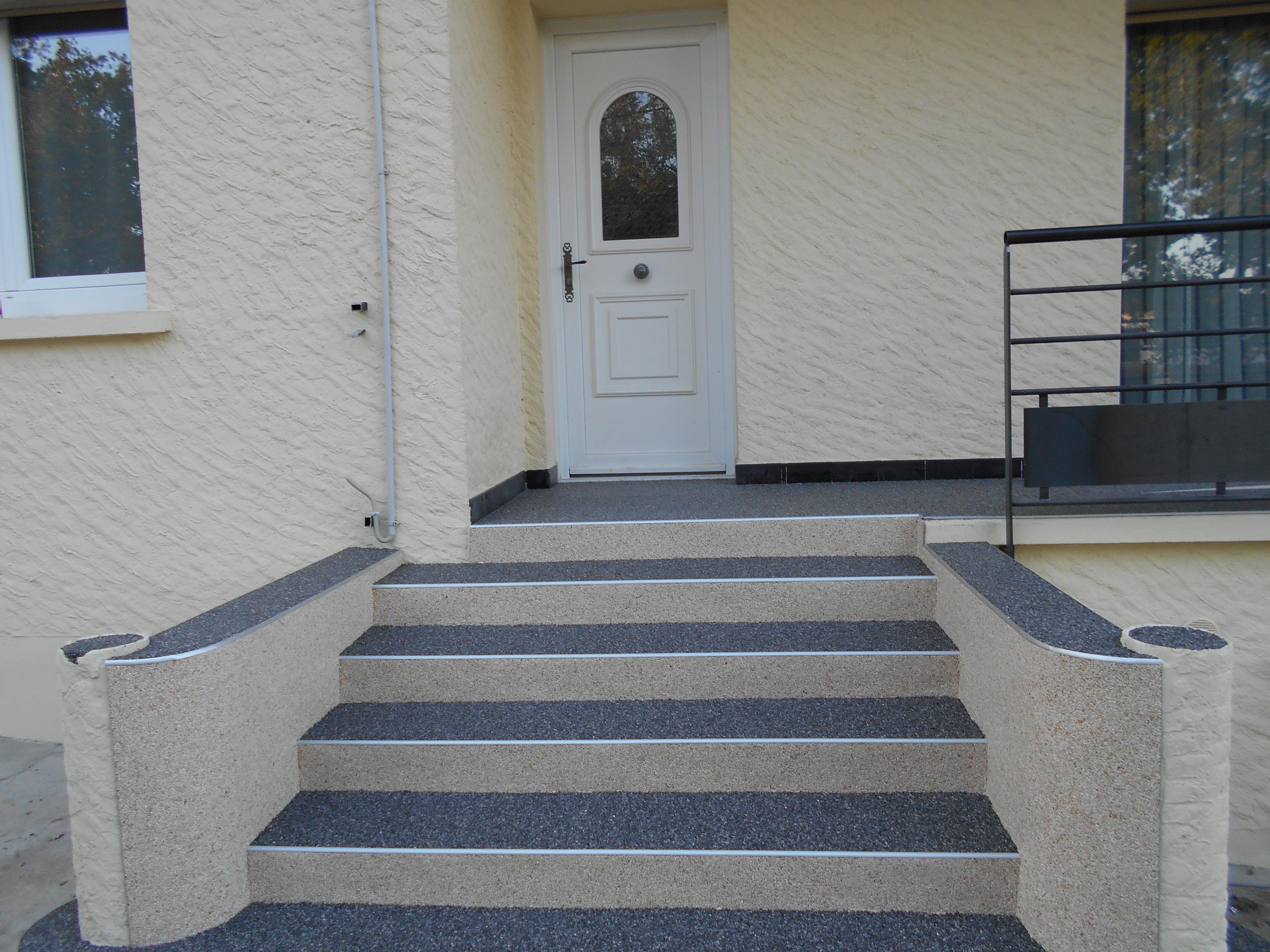 Escalier Fleurance