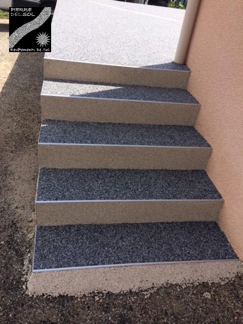 Escalier à Gimbrède