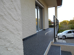 Terrasse Fleurance