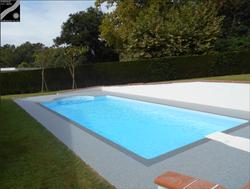 Plage piscine à St Lon Les Mines(40)