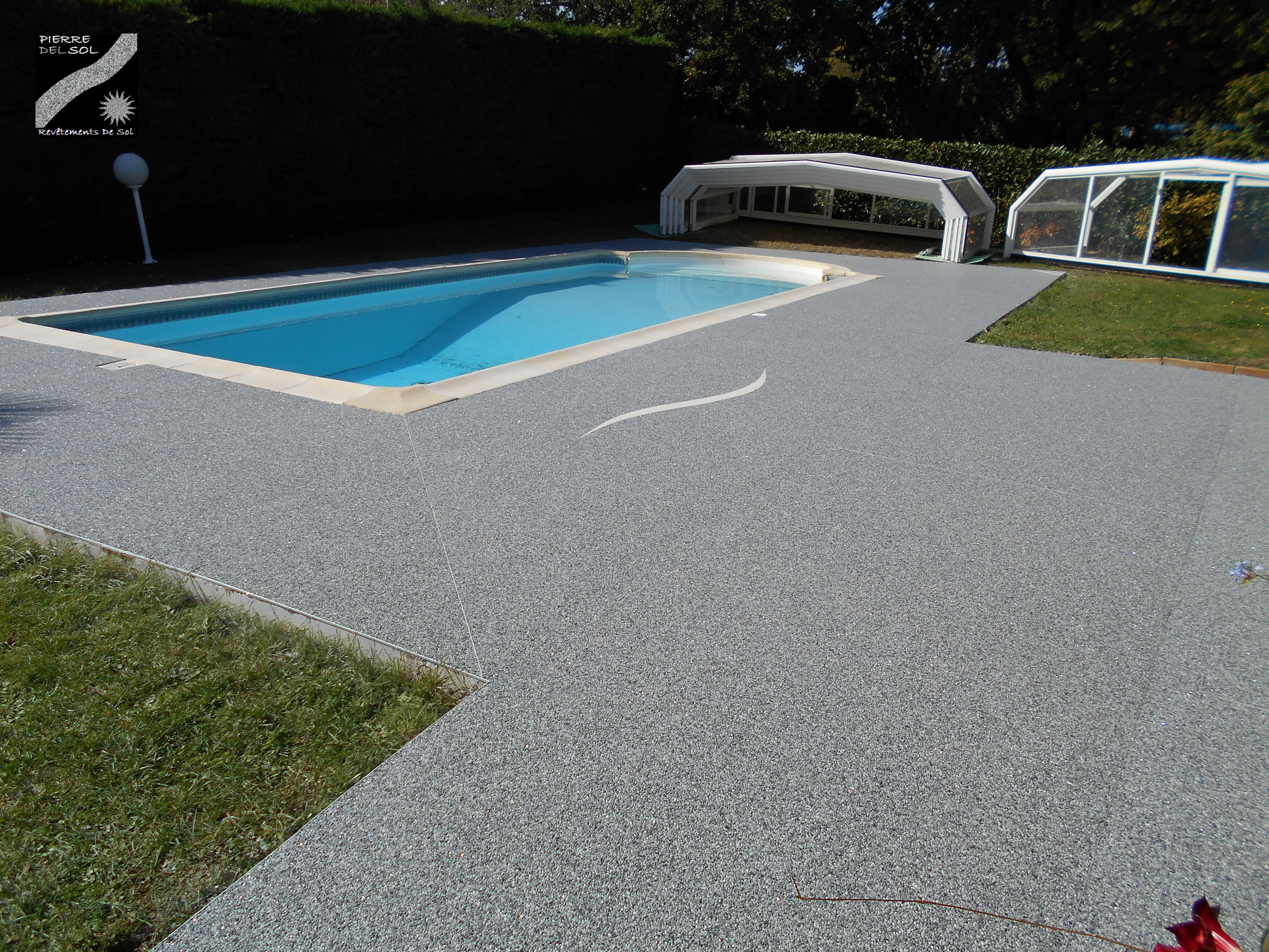 Plage de piscine à Boulazac (24)