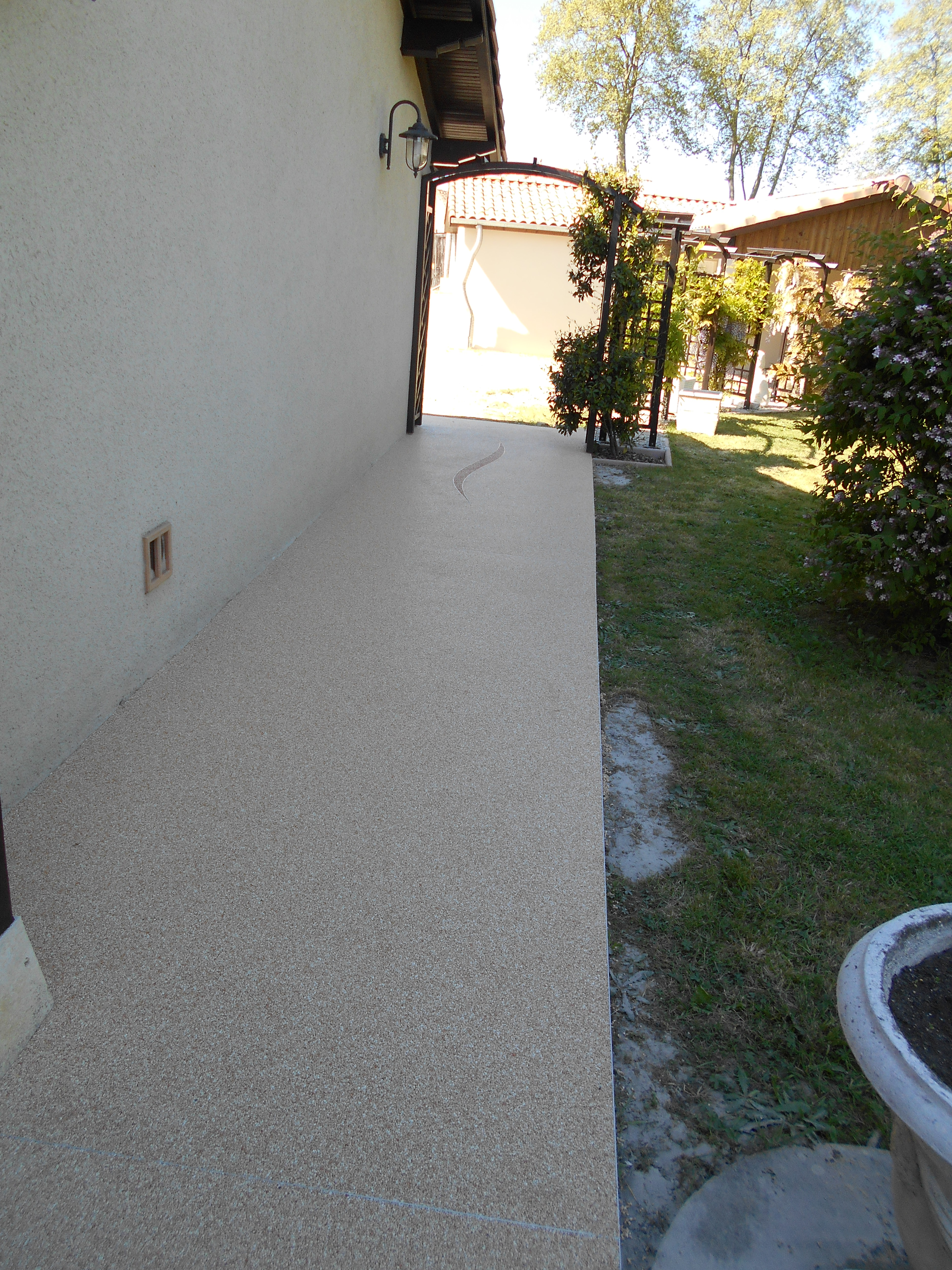 Terrasse Valence d'Agen