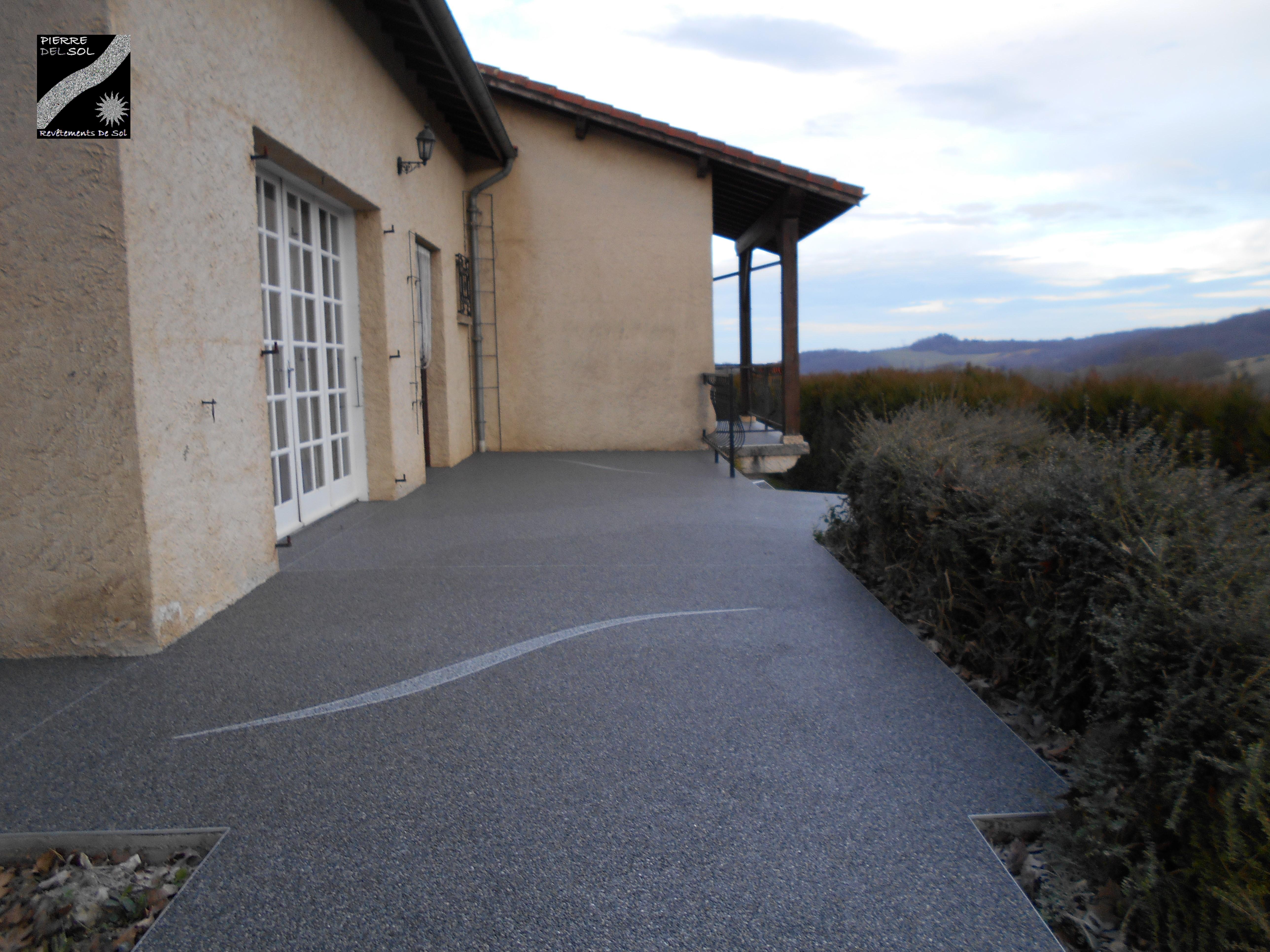 Terrasse à Bazordan (65)