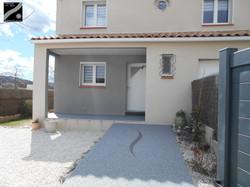 Accès de maison à Estagel (66)11)