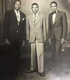 Johnston Likokhe Abukutsa and his brothers