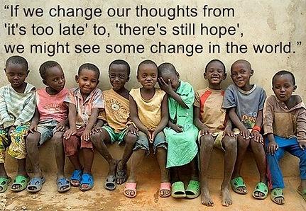 Abukutsa Arts Academy - change the world
