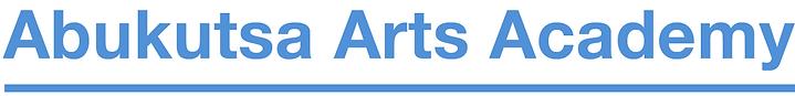 Abukutsa Arts Academy logotype donate page
