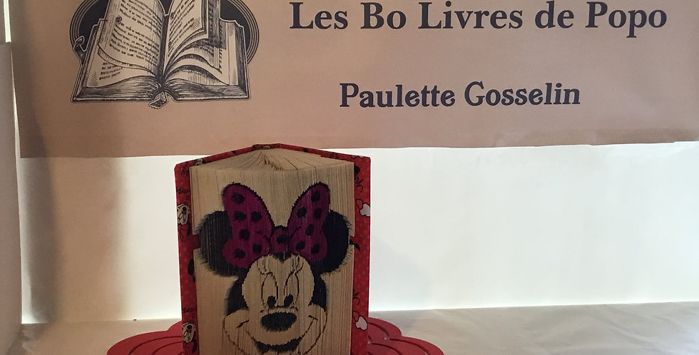 Sculpture : Minnie Mouse