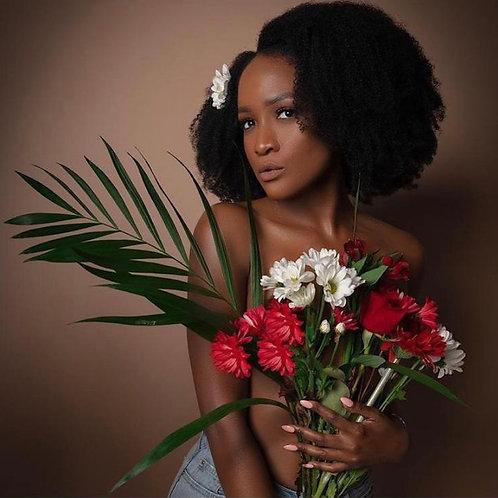 African queen UPart Wig