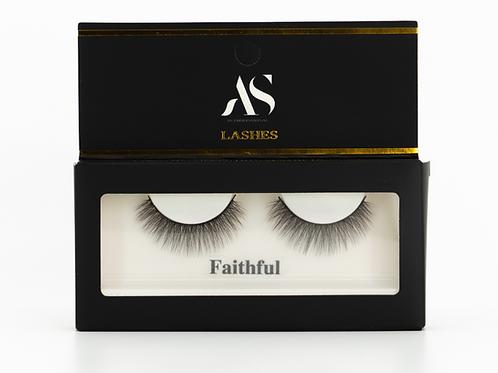 Faithful 3D Lashes