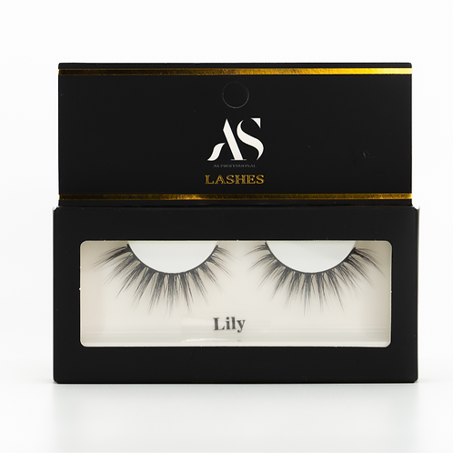 Lily 3D Lashes