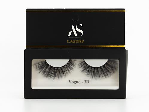 Vogue 3D Lashes