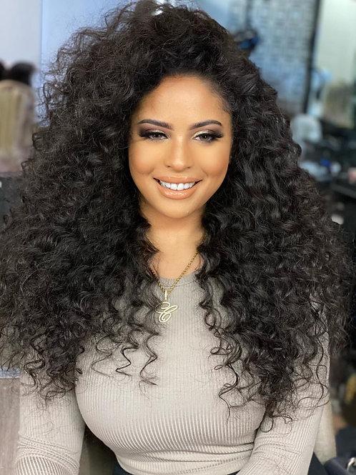 Chantel Curly Wig