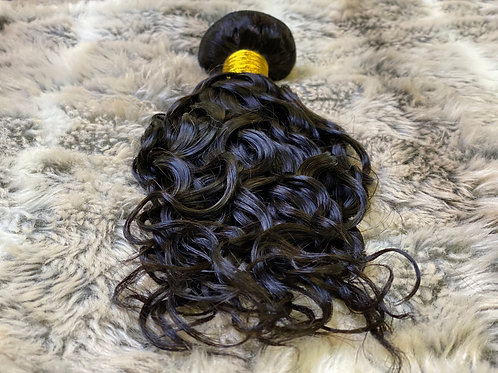 Champagne Curly Bundles