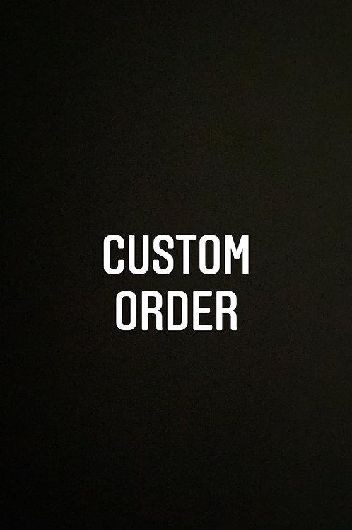 Custom order Dominique