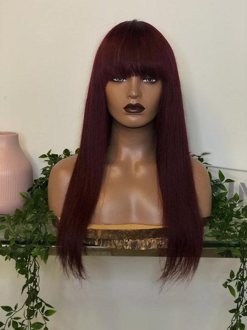Cherry Wig