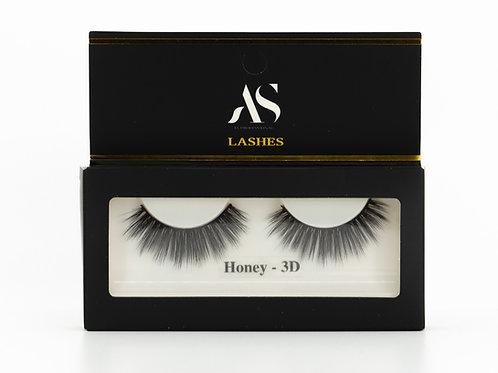 Honey 3D Lashes