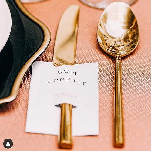 Bon Appetit Cards (pack of 10)