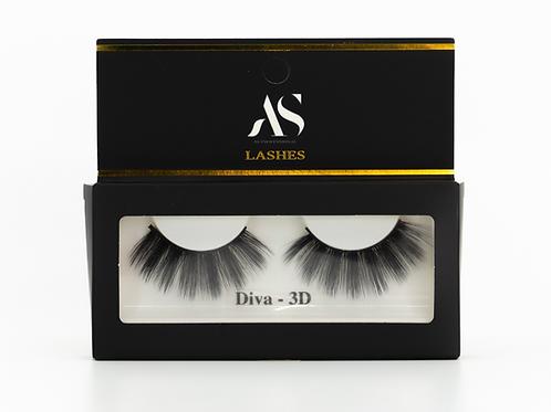 Diva 3D Lashes