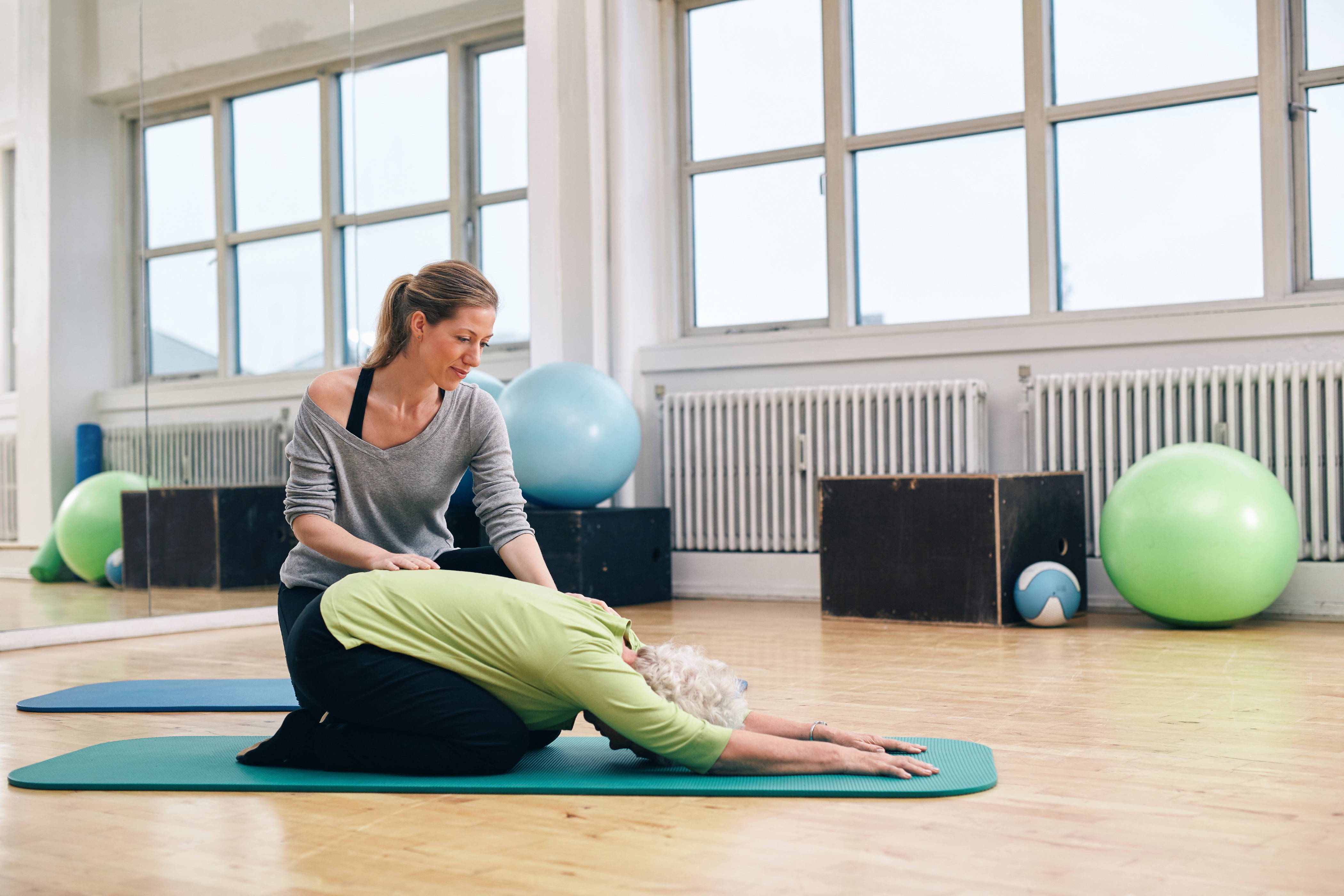 Online Yoga Class for 4-6 ppl.