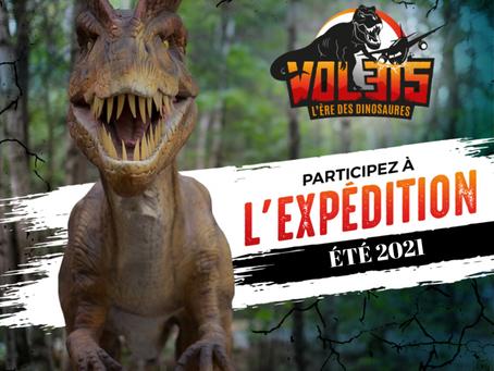 Woodooliparc - Vol 315 : L'ère des dinosaures   Rabais sur activité