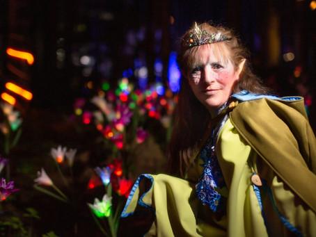 Woodooliparc - Elfia – La nature en lumière (soir)   Rabais sur activité