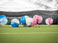 Soccer-bulles extérieur | Rabais sur activité