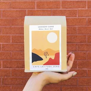 Café moyen gratuit à l'achat d'un sac de café - Membres AFV
