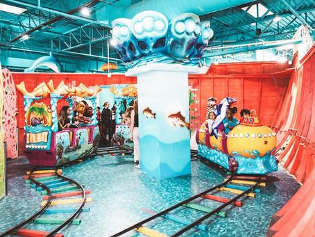 Pi-O parc d'attractions | Rabais sur activité