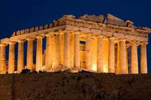 Acropolis-of-Athens-Greece-At-Night-Phot