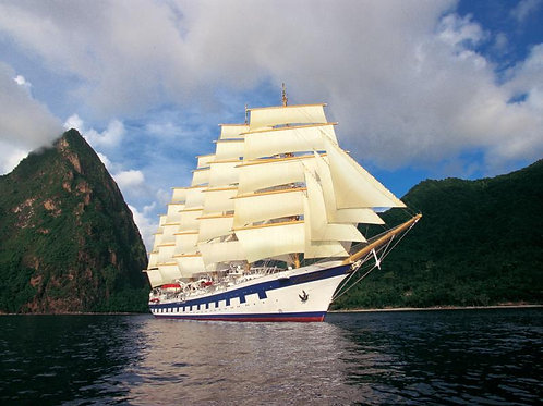 Mamma Mia Tall Sailing Ship