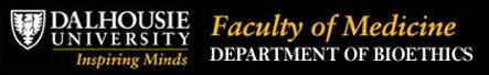 Department of Bioethics, Dalhousie University