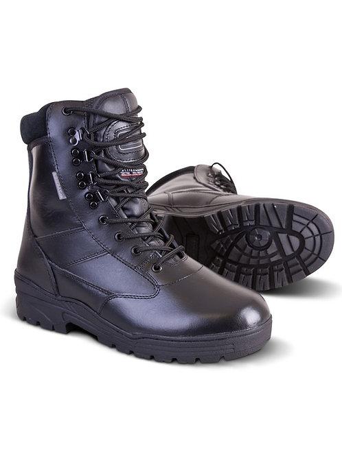 Kombat UK Patrol Boot - All Leather - Black