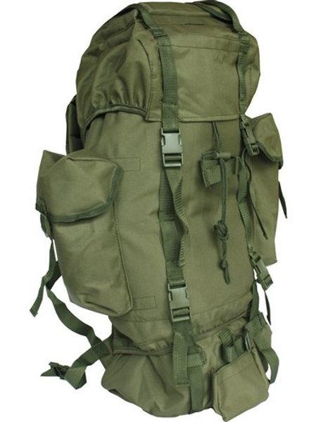 Kombat UK Cadet Rucksack 60 Litre - Olive Green