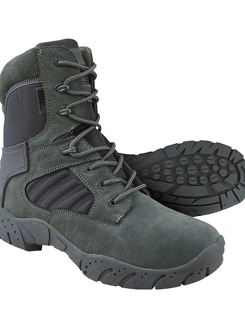 Kombat UK Tactical Pro Boot - 50/50 - Gunmetal Grey