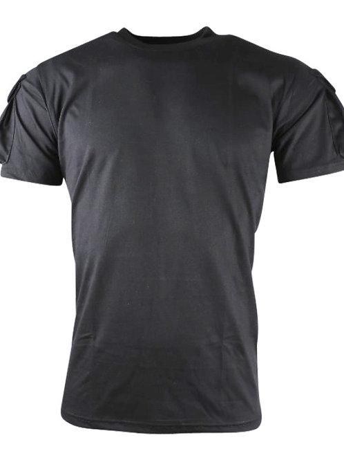 Kombat UK Tactical T-shirt - Black
