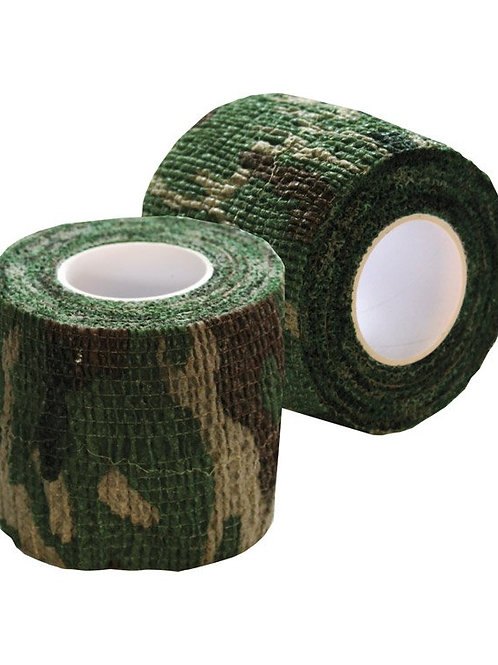 Kombat UK Stealth Tape - Woodland