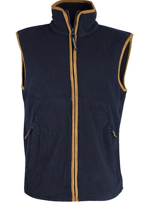 Kombat UK Country Fleece Gilet - Navy Blue