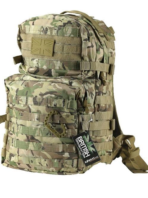 Kombat UK Medium Molle Assault Pack 40 Litre - BTP
