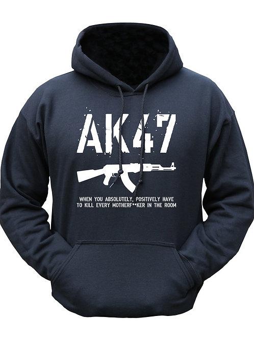 Kombat UK AK47 HOODIE - Black