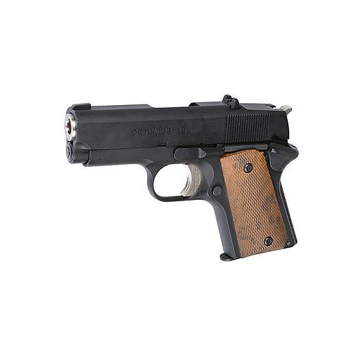 Army Armament R45A1 Stubby GasBB Pistol (Full Metal - Black)