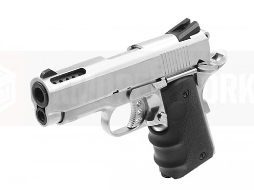 Armorer Works Custom 1911 Compact GBBP (Silver)