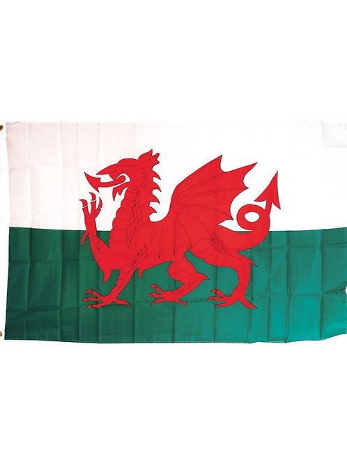 Kombat UK Welsh Flag