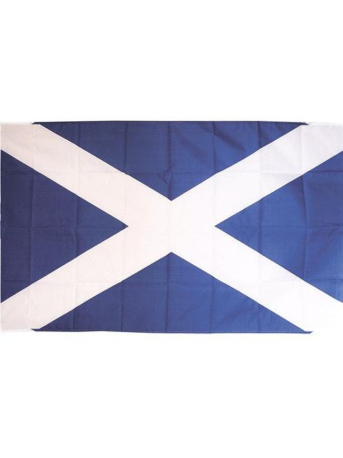 Kombat UK Scotland Flag (St Andrew's Cross)