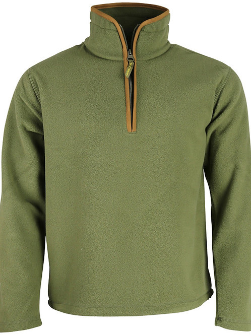 Kombat UK Country Fleece Pullover - Country Green
