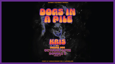 Dogs in a Pile & K.R.I.S with Double You