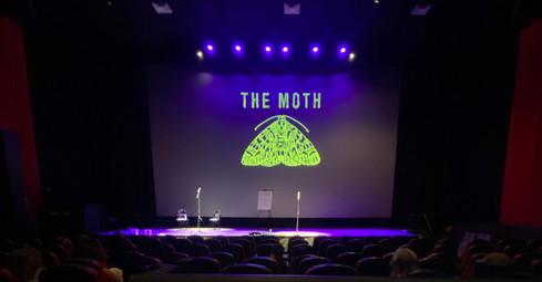 The Moth StorySLAM Open Mic Performance